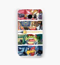 Star Muppets Fox Samsung Galaxy Case/Skin