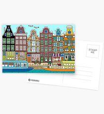 Postales Ámsterdam