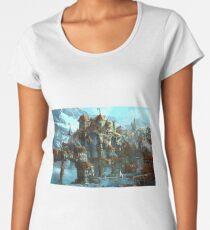 City Women's Premium T-Shirt