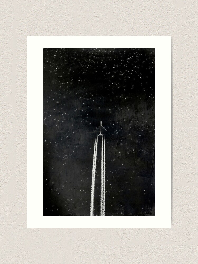 Alternate view of StarFlight Art Print