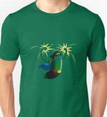 Captain Courgette - Veggielantes Unisex T-Shirt