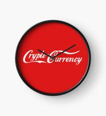 Crypto-Currency Clock