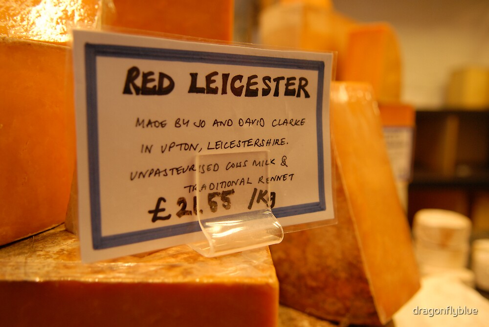 Red Leicester  by dragonflyblue