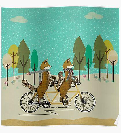 foxy days Poster