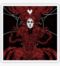 Love and Death Sticker