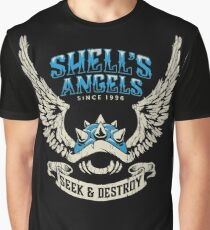 Shell's Angels Graphic T-Shirt