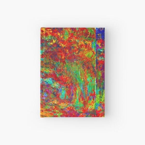 Monet Der Rosenweg Hardcover Journal
