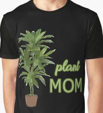 Plant mom Graphic T-Shirt