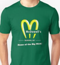 Coming To America - McDowells Resturant T-Shirt