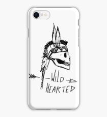 Wild Hearted iPhone Case/Skin