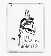 Wild Hearted iPad Case/Skin