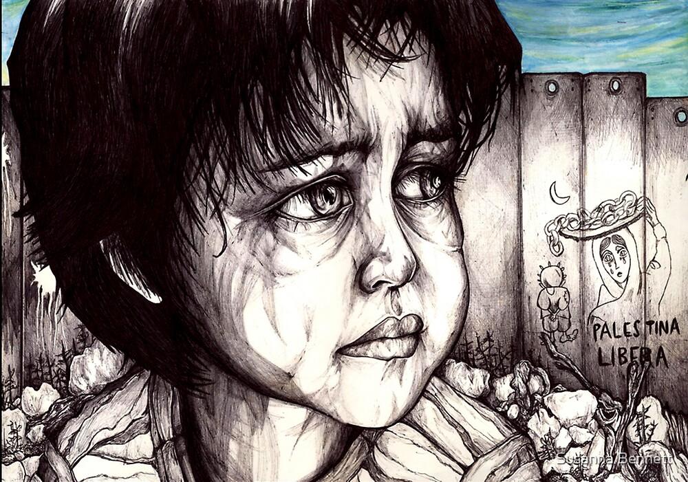 Palestina Libera by Susanna Bennett