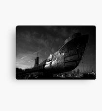 Alliance Canvas Print