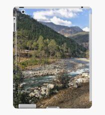 Riverside nature iPad Case/Skin