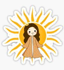 Louis The Sun King Sticker