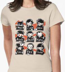 Phantom Thief Code Name Womens Fitted T-Shirt