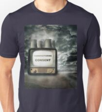 Manufacturing Consent Unisex T-Shirt