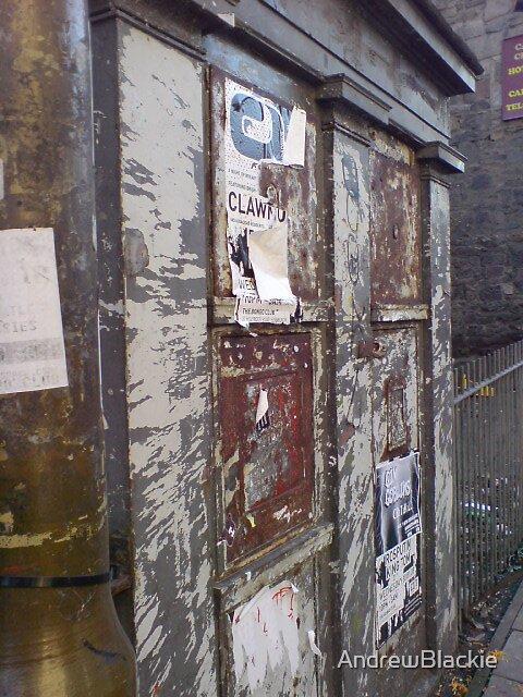 Urban Decay by AndrewBlackie
