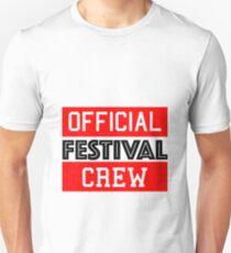 Official Festival Crew T-Shirt