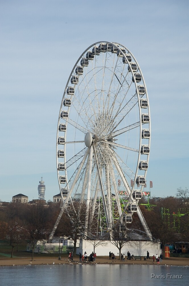Ferris Wheel by Paris Franz