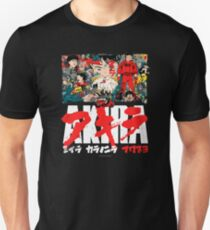 Akira. Manga / Anime.  Unisex T-Shirt