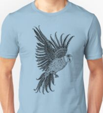 Zentangle Bird T-Shirt