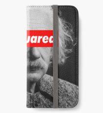 Vinilo o funda para iPhone Albert Einstein MC Cuadrado Supremo