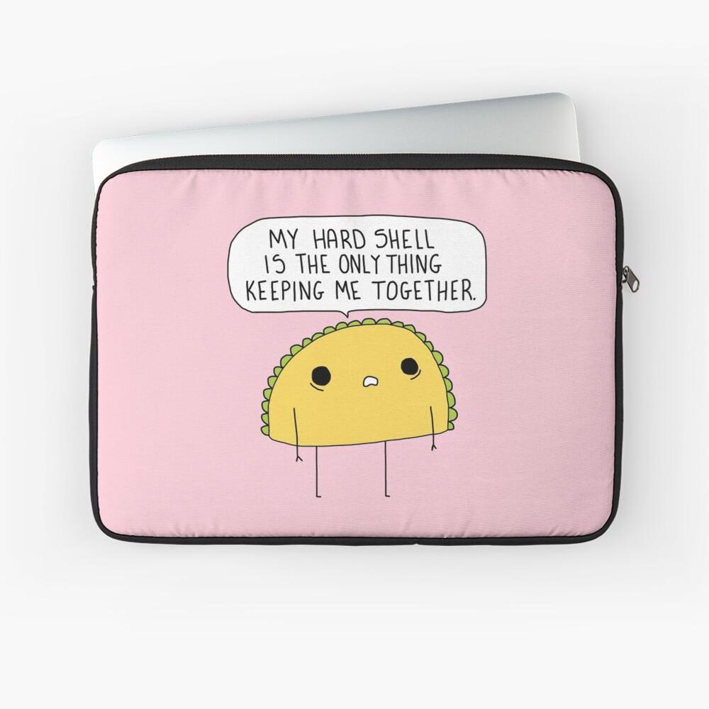 Crispy Taco Laptop Sleeve