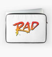 RAD BMX MOVIE 1986 Laptop Sleeve