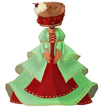 Pie Duchess by MadeleineFoley