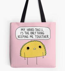 Crispy Taco Tote Bag