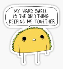 Crispy Taco Sticker