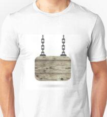 wood board Unisex T-Shirt