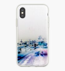 Blue Industry iPhone Case