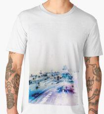 Blue Industry Men's Premium T-Shirt