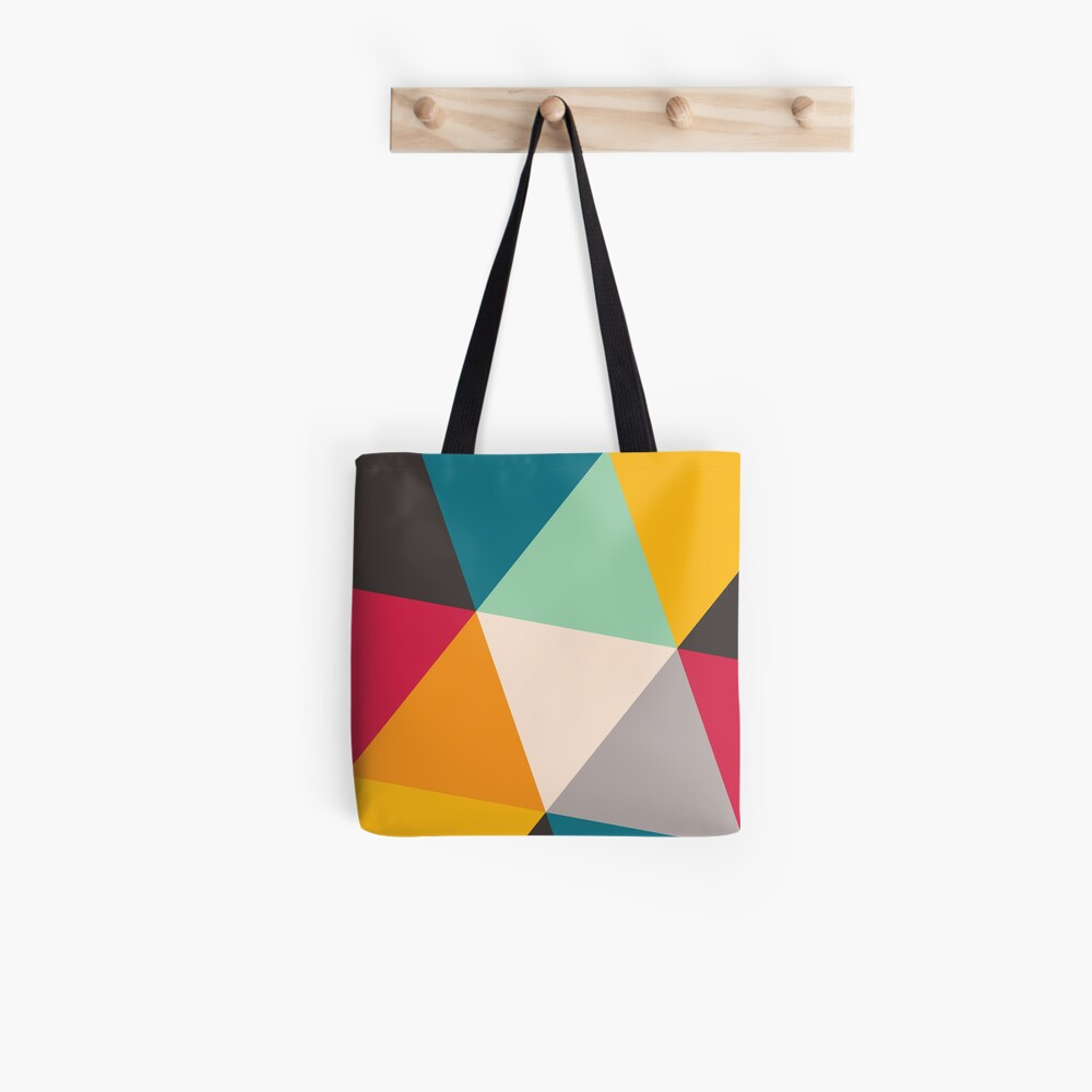 Triangles (2012) Tote Bag