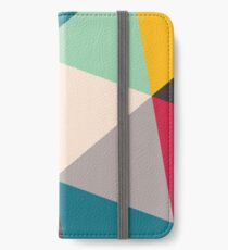 Triangles (2012) iPhone Wallet/Case/Skin