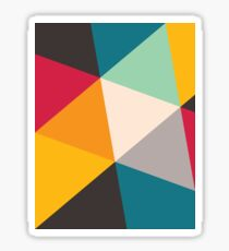 Triangles (2012) Sticker
