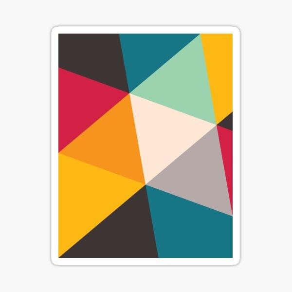 Dreiecke (2012) Sticker