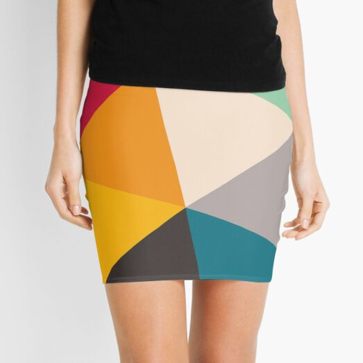 Triangles (2012) Mini Skirt