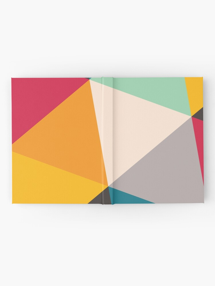 Alternate view of Triangles (2012) Hardcover Journal