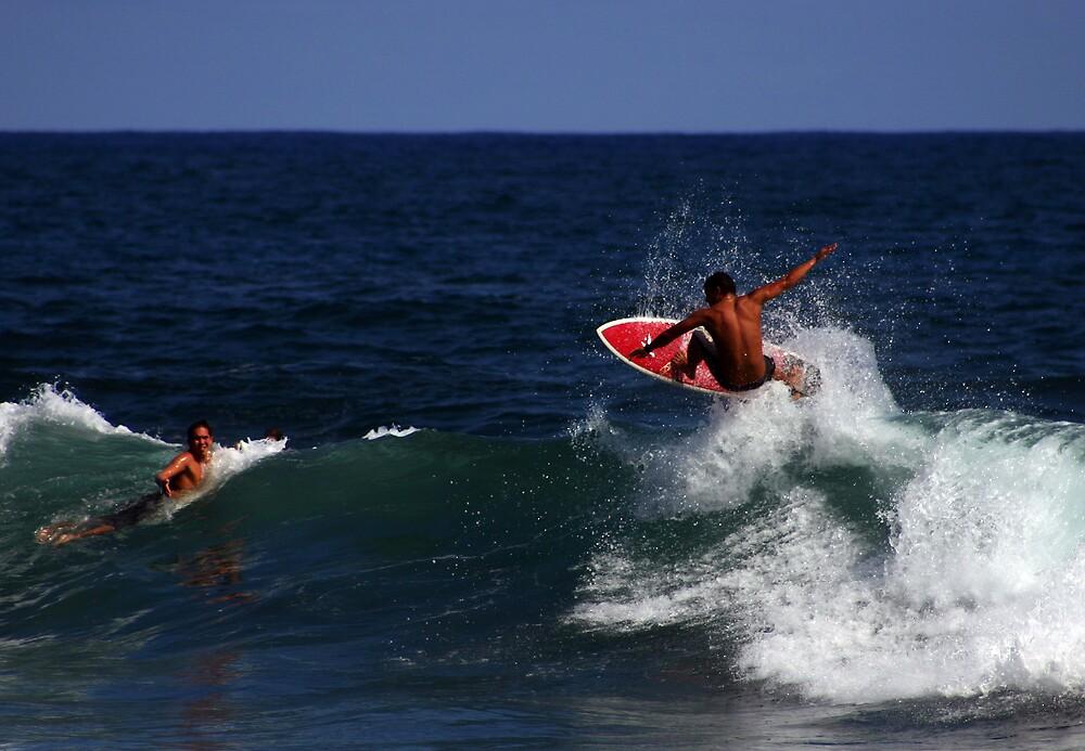 The Surfer by Van Deman Design