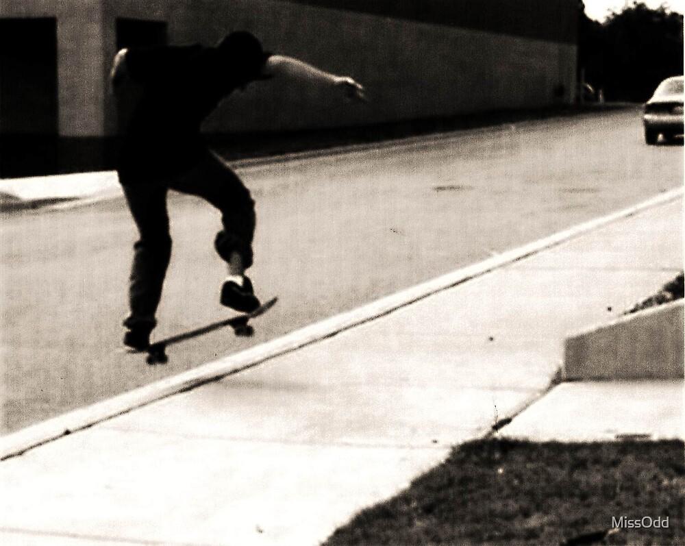 Skate On by MissOdd