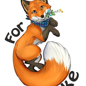 For Fox Sake by aunumwolf42