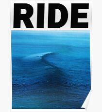 Ride - Nowhere Poster