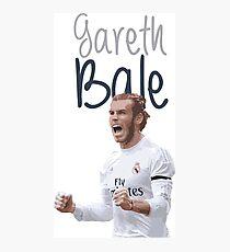 Gareth Bale Photographic Print