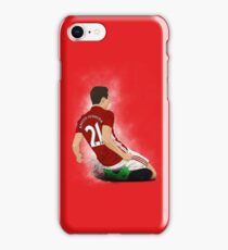 The Passionate One - Illustration iPhone Case/Skin
