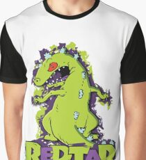 Reptar - Rugrats Graphic T-Shirt