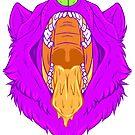 Delicious-Wolf by aunumwolf42