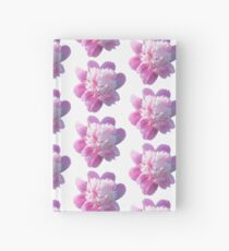 Just a pink bloom Hardcover Journal